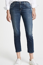 Citizens of Humanity Boyfriend Cropped Jean - Front cropped