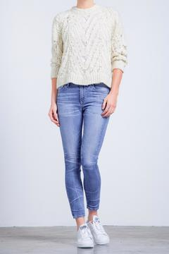 Citizens of Humanity Crop High-Rise Skinny - Product List Image