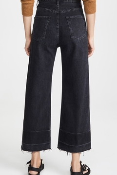 Citizens of Humanity Cropped Wide-Leg Jean - Alternate List Image