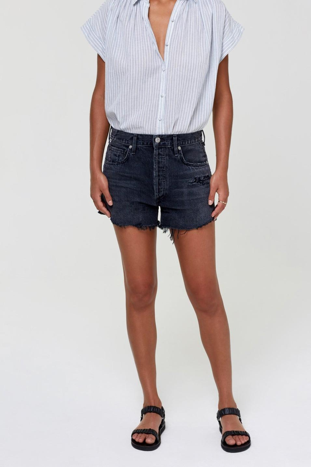 Citizens of Humanity Marlow Vintage Fit Short In Ember - Main Image