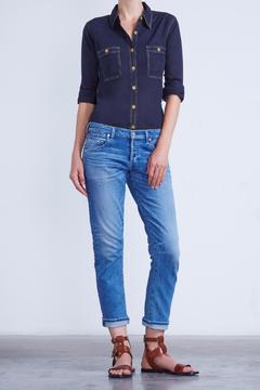 Citizens of Humanity Mid-Rise Slim-Fit Crop - Product List Image