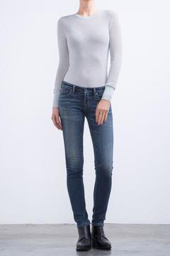 Shoptiques Product: Racer Low Rise Skinny