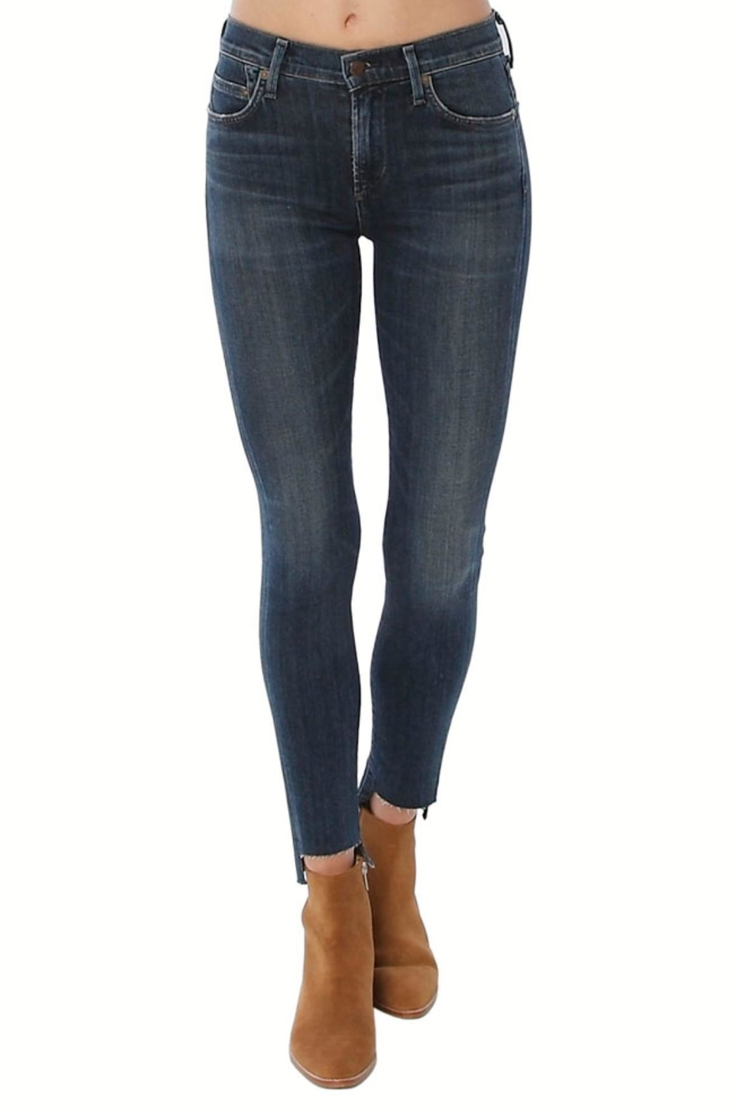 Citizens of Humanity Rocket High Low Jeans - Main Image