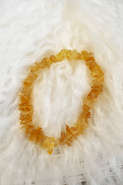 The Birch Tree Citrine Chip Bracelet - Product Mini Image