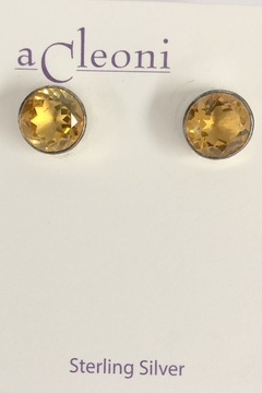 ACleoni Citrine Earring - Product List Image