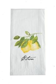 Sullivans Citron Tea Towel - Product Mini Image
