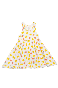Egg  by Susan Lazar Citrus Iona Dress - Product List Image
