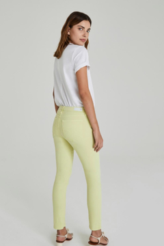 Adriano Goldschmied Citrus Prima Ankle Jeans - Product List Image