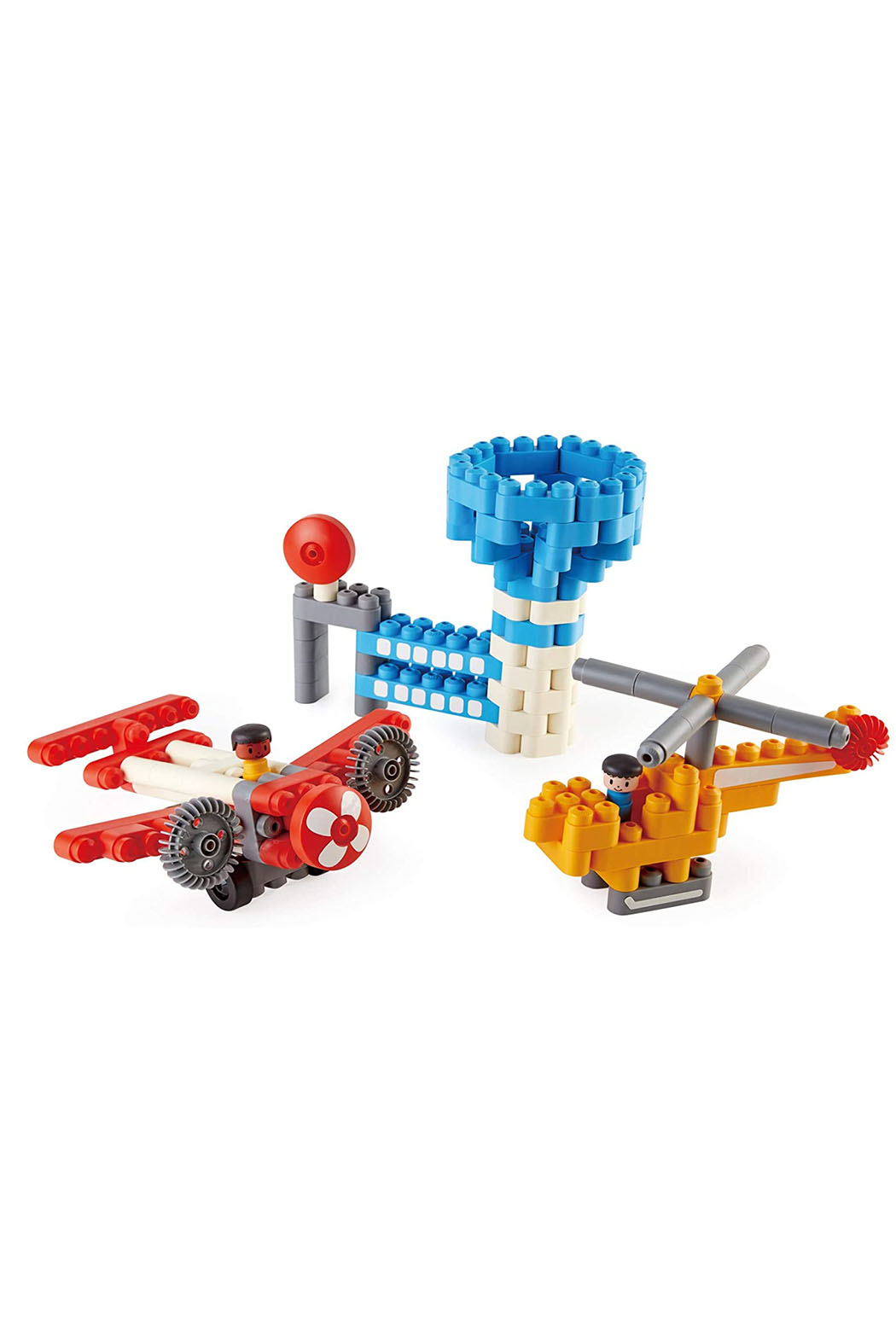 Hape City Airport, 142 pcs - Front Full Image