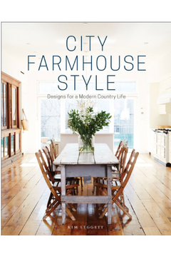 Abrams Books City Farmhouse Style: Designs For A Modern Country Life - Alternate List Image