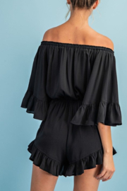 ee:some City Girl Chic Romper - Side cropped