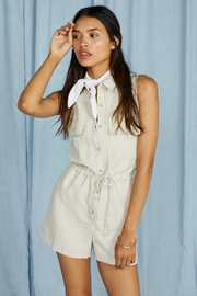 SAGE THE LABEL CITY OF PALMS ROMPER - Product Mini Image