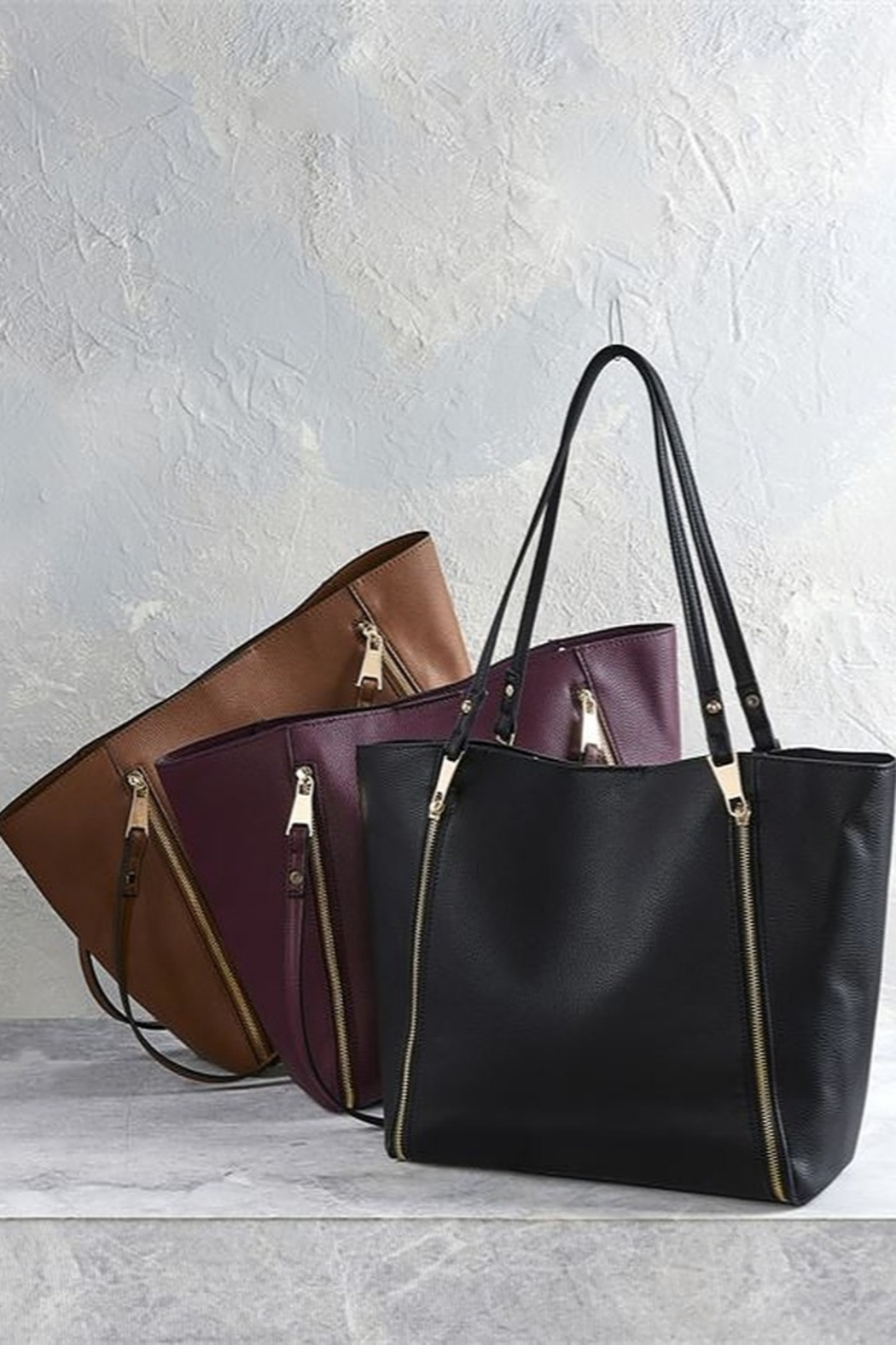 Charlie Paige City Tote - Front Full Image