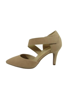 City Classified Beige Lola Pumps - Alternate List Image