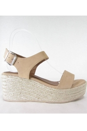 City Classified Luthor Nude Espadrille - Product Mini Image