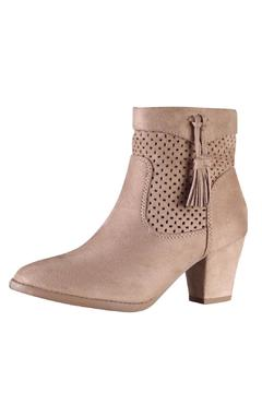 City Classified Marlo Booties - Product List Image
