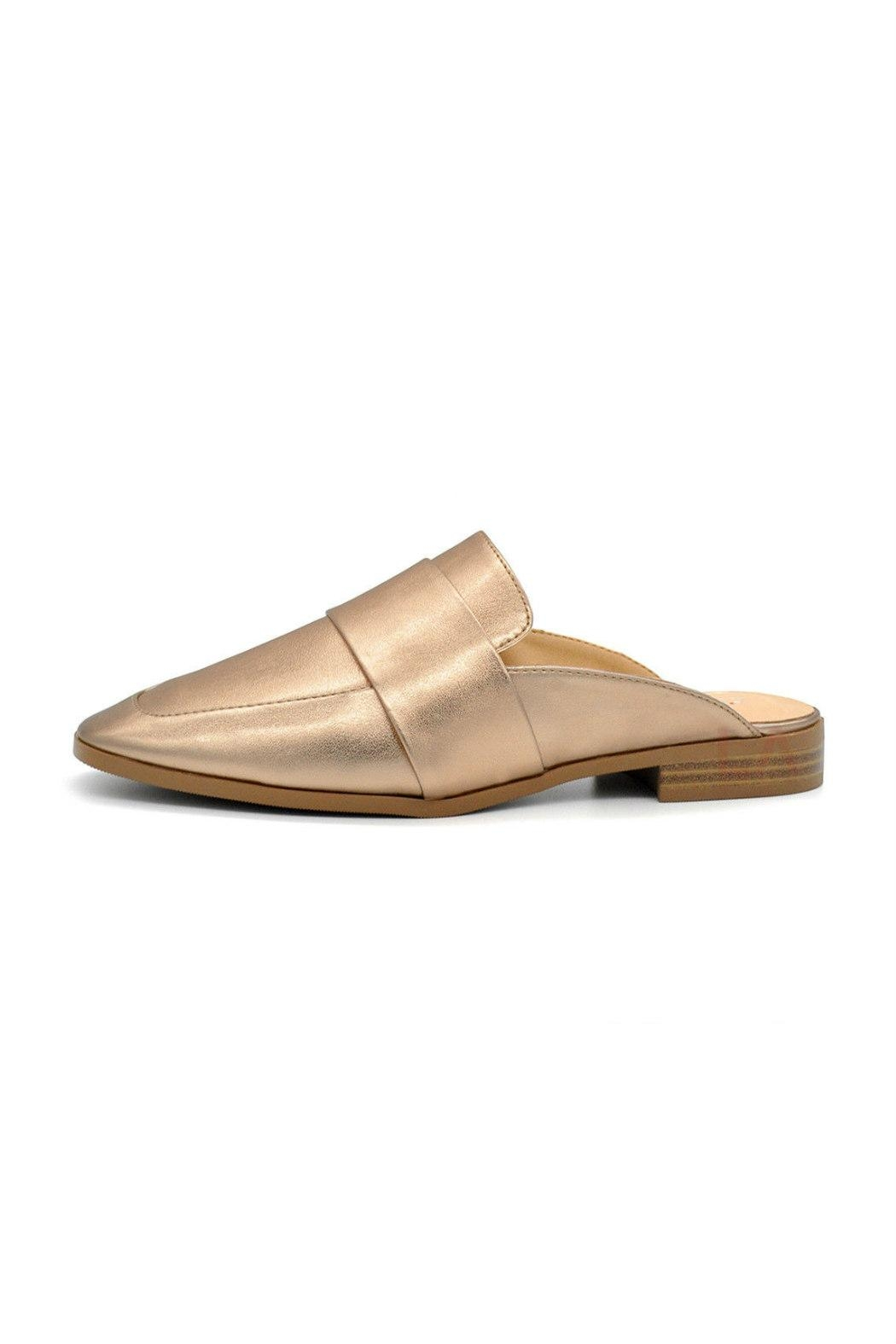 City Classified Nun Loafer Slide - Main Image