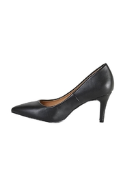 City Classified Black Tracey Pumps - Product Mini Image