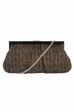 Shoptiques Product: Straw Fabric Clutch