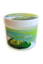 CJ's BUTTer Shea Butter Balm 12 oz. Tub - Product Mini Image