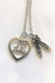 CJ Mercantile Ballet Necklace - Product Mini Image