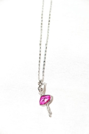 CJ Mercantile Ballerina Jewel Necklace - Product Mini Image