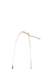 CJ Mercantile Dance Circle Necklace - Side cropped