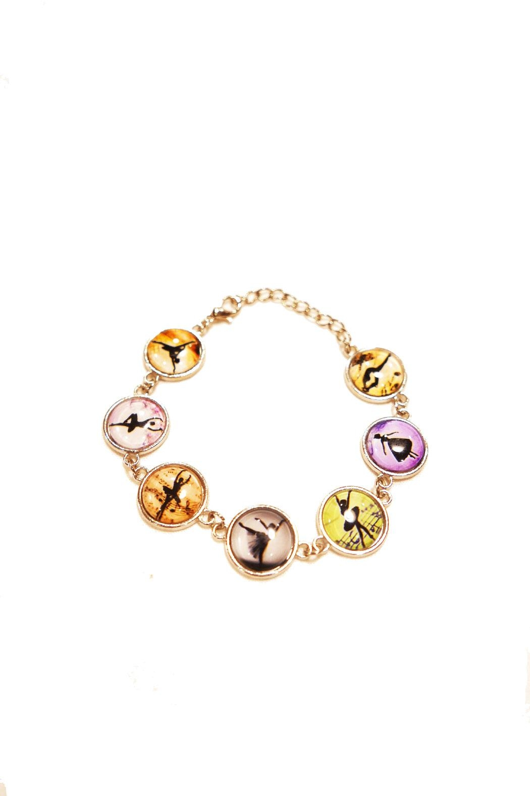 CJ Mercantile Dance Pose Bracelet - Main Image