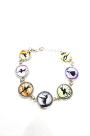CJ Mercantile Dance Pose Bracelet - Front cropped