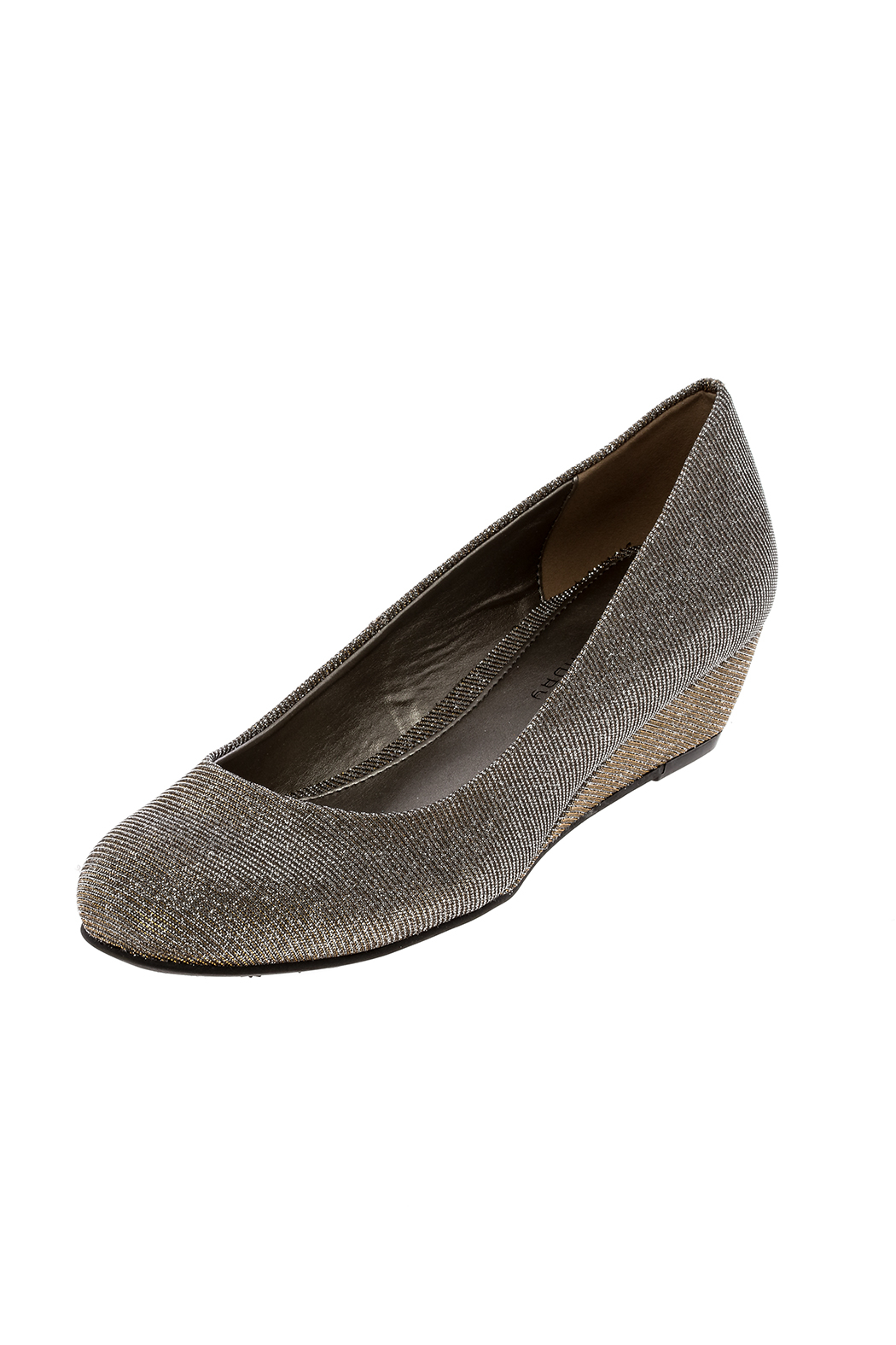 CL by Chinese Laundry Glitter Pump Wedge - Main Image