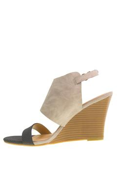 CL by Chinese Laundry Baja Black Wedges - Alternate List Image