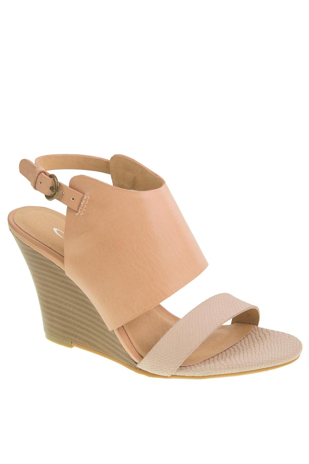 Cl By Chinese Laundry Baja Slingback Wedge From San Diego