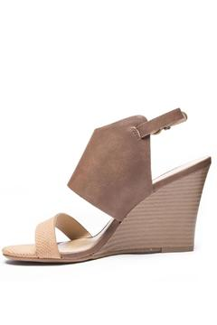 CL by Chinese Laundry Baja Tan Wedge - Alternate List Image