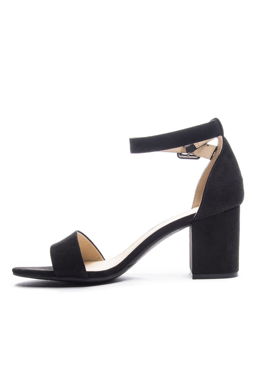 CL by Chinese Laundry Jody Block Heel - Back Cropped Image