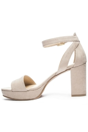 CL by Chinese Laundry Super Suede Chunky Heels - Side cropped