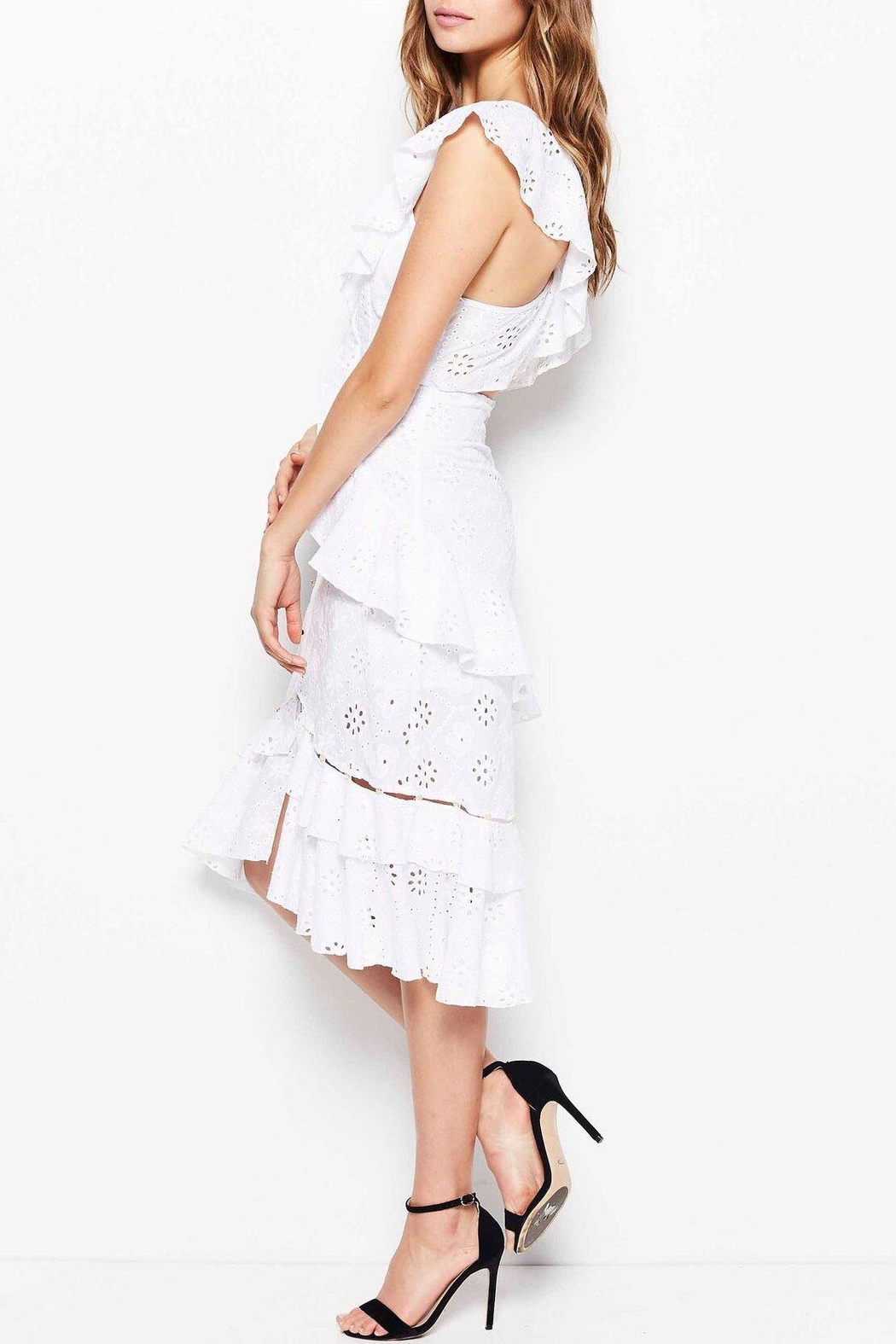 Alice McCall  Clair-De-Lune Dress - Back Cropped Image