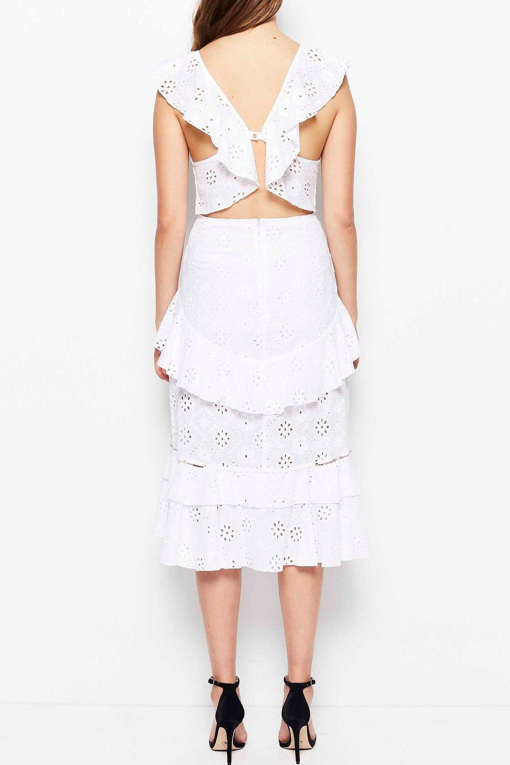 Alice McCall  Clair-De-Lune Dress - Side Cropped Image