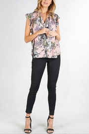 Love Stitch Claire Blouse - Front cropped