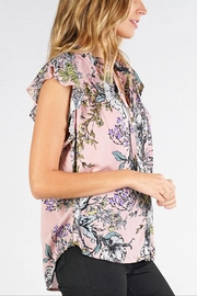 Love Stitch Claire Blouse - Side cropped