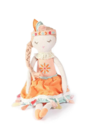 Mon Ami 'Claire' Bohemian Princess Doll - Front cropped