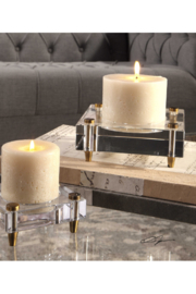 The Birds Nest CLAIRE CANDLE HOLDER - Front full body