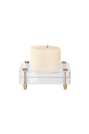 The Birds Nest CLAIRE CANDLE HOLDER - Front cropped