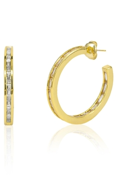 Melinda Maria Claire Hoops - Product List Image