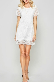 Promesa USA Claire Lace Dress - Product Mini Image