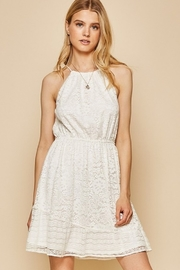 Andree by Unit Claire Lace Dress - Product Mini Image