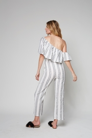 Flynn Skye Claire Stripes Jumper - Front cropped