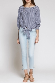 Sanctuary Claire Tie-Front Blouse - Product Mini Image
