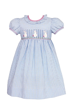 Claire & Charlie Smocked Dress - Alternate List Image
