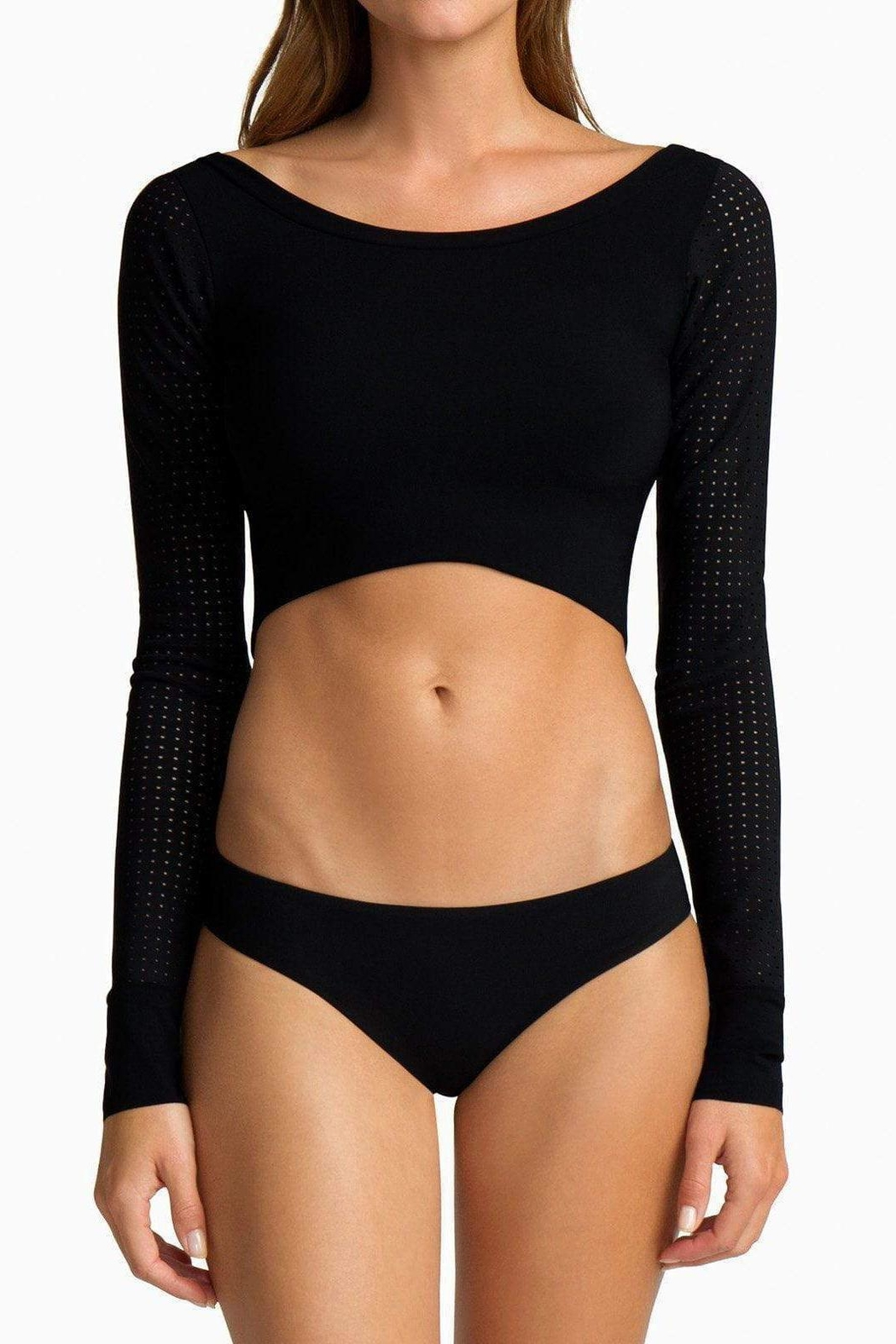 boys + arrows Clairee Bikini Bottom - Front Cropped Image