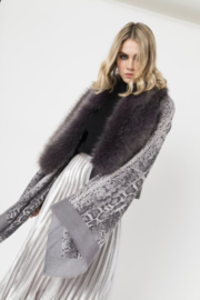 Pia Rossini Clancy Scarf - Side cropped